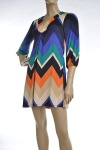 Fall for Chevron dress from Glitz*n*Hitz