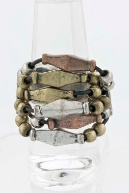 Wired Metal Ring from Love Juliet