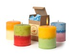 JenSan Duotone and Duo Scented Candle