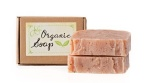 JenSan Patchouli Rose Organic Soap